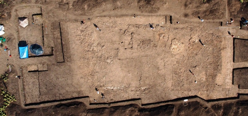 Evidence of sacrificial practices found at 6,000 year old temple in Ukraine