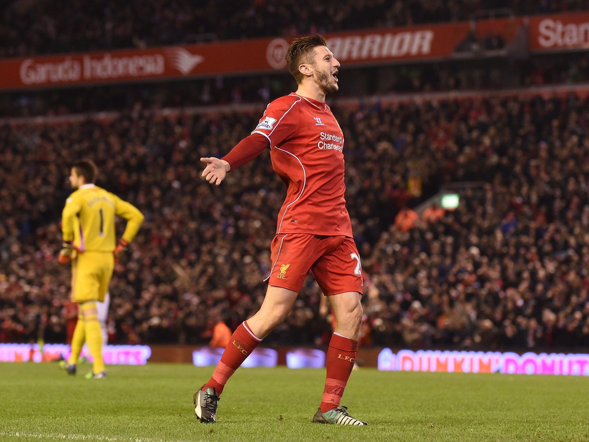 Liverpool Vs Swansea Player Ratings: Adam Lallana Among