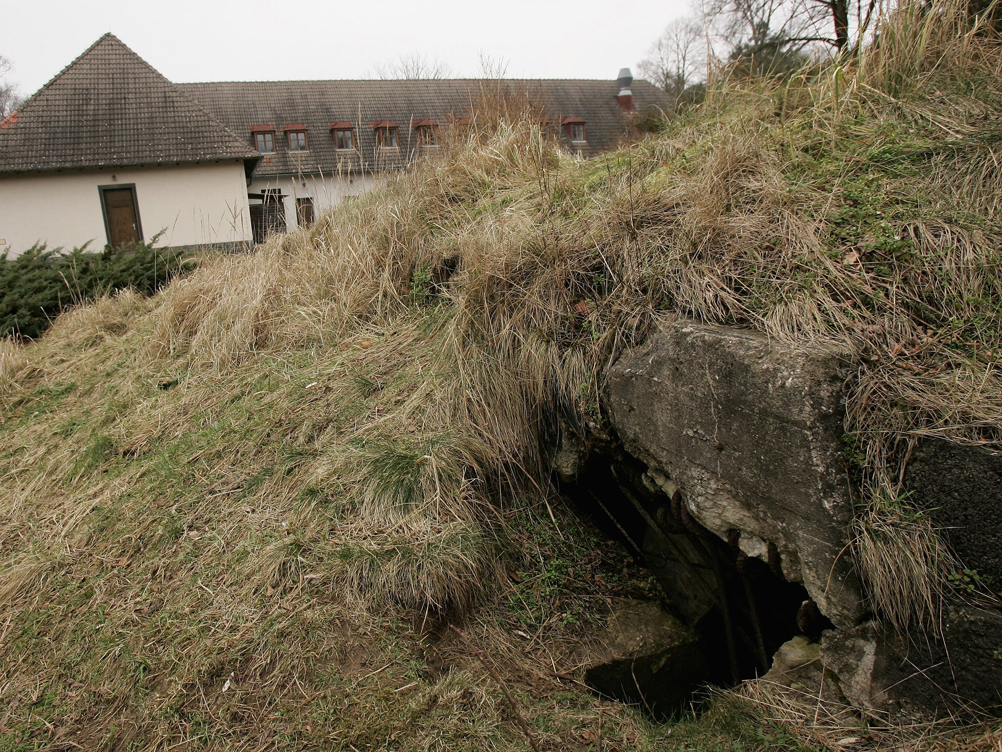 Secret Nazi nuclear bunker discovered in Austria by