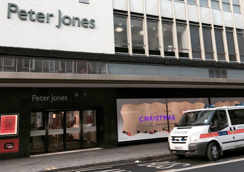 Peter jones department store