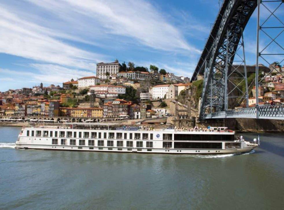Under the bridge: a Uniworld Douro cruise in Porto