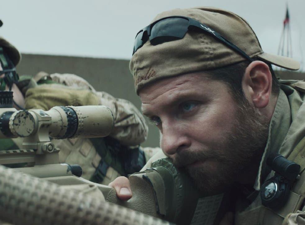 Bradley Cooper stars in Clint Eastwood's American Sniper