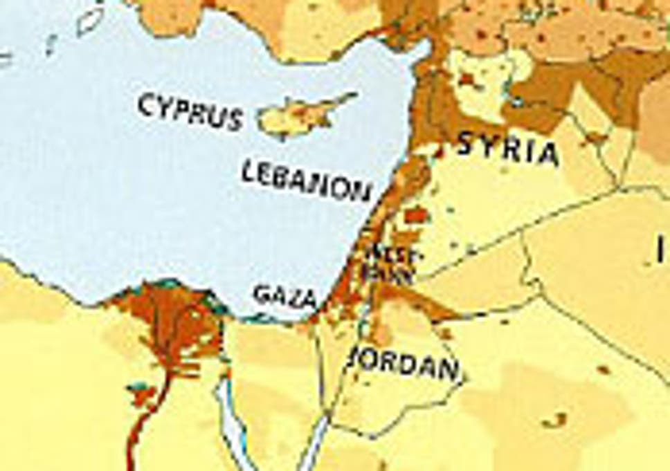 Israel not included in HarperCollins map used by children in Middle ...
