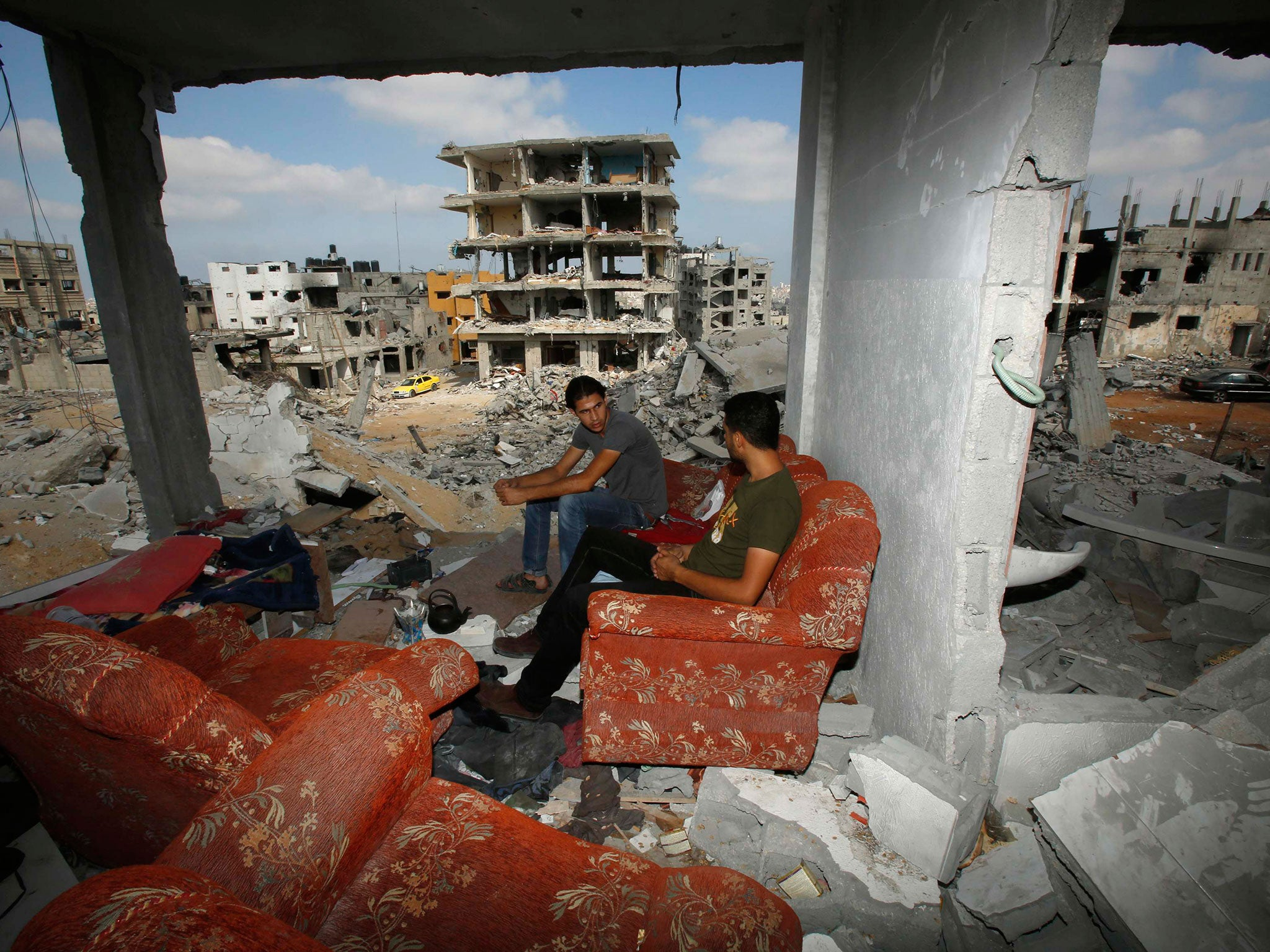 Method and Madness: The hidden story of Israel's assaults on Gaza by