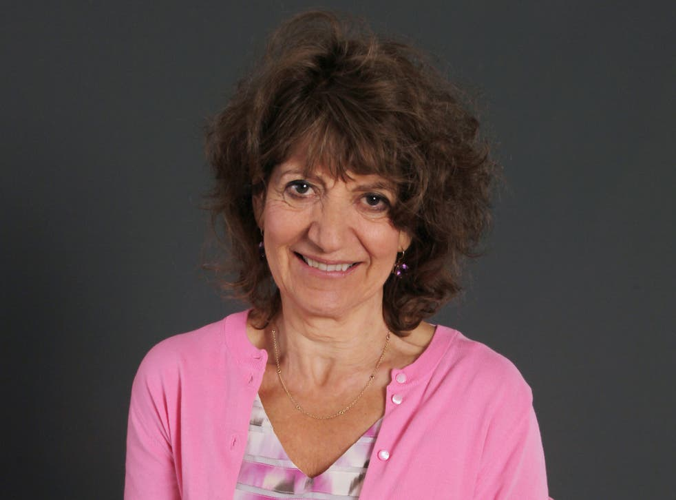 """Susie Orbach: """"If what you start with is 'I'm not going to do this', it's never going to work."""""""