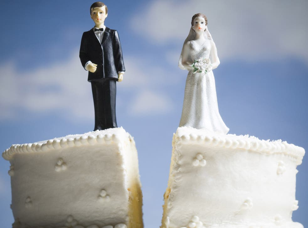 England has gained a reputation as divorce capital of the world
