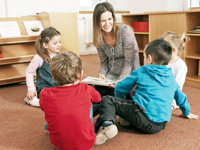 Less than half of councils in England have enough childcare to meet the needs of working parents, according to the report
