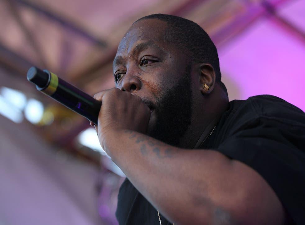 Hip hop artist Run the Jewels