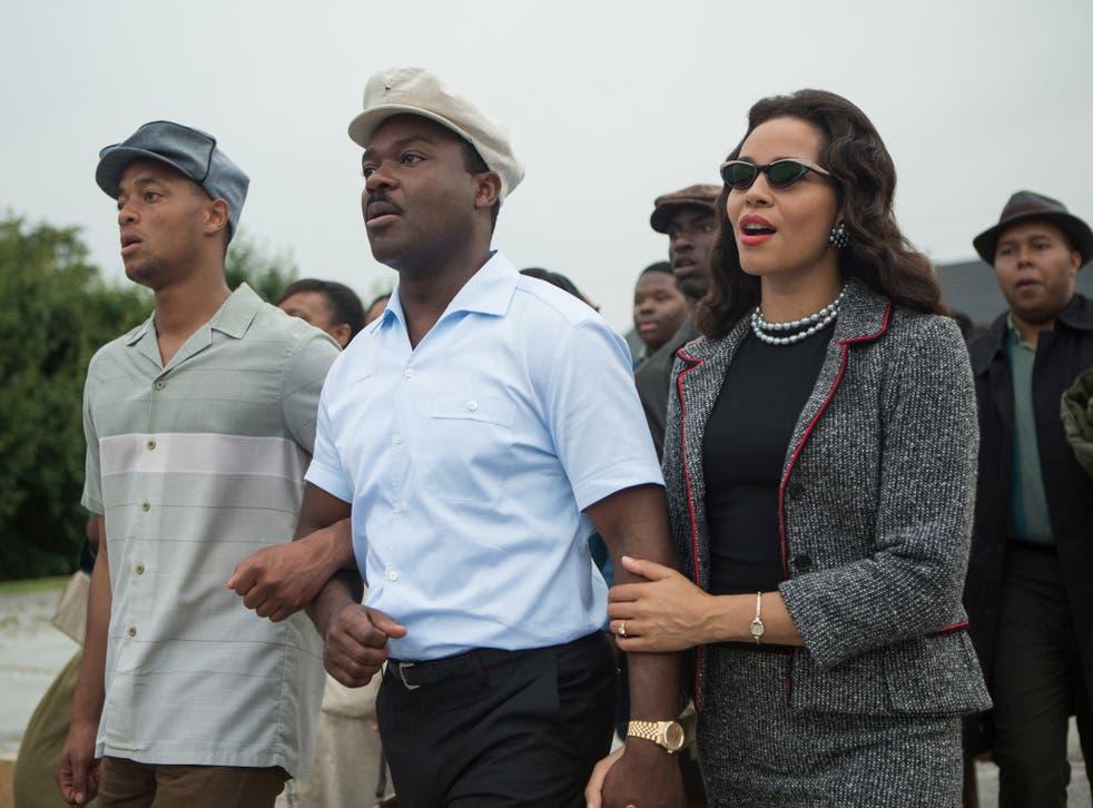 David Oyelowo plays Martin Luther King in Selma