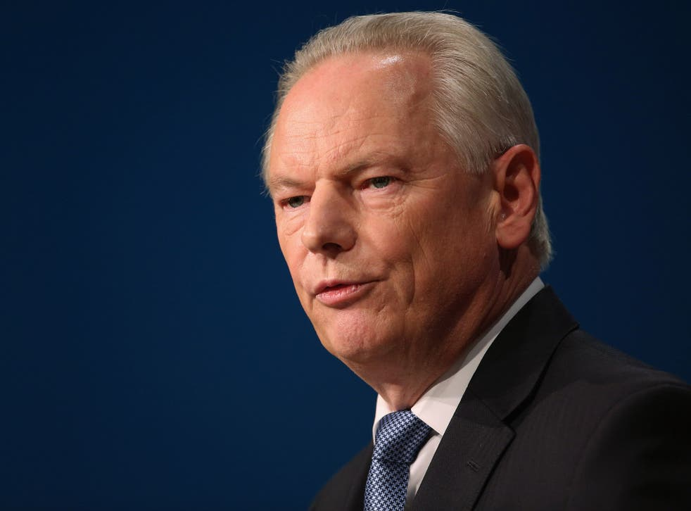 """Francis Maude, the Cabinet Office Minister, described the situation as """"not acceptable"""""""