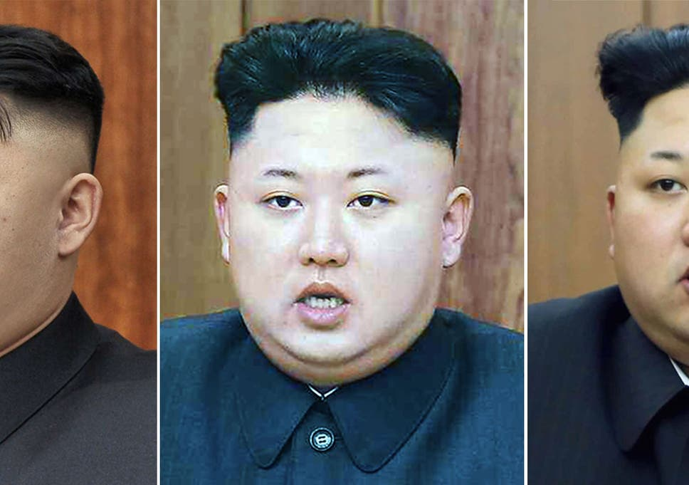 Kim Jong Uns Eyebrows Are Disappearing The Independent