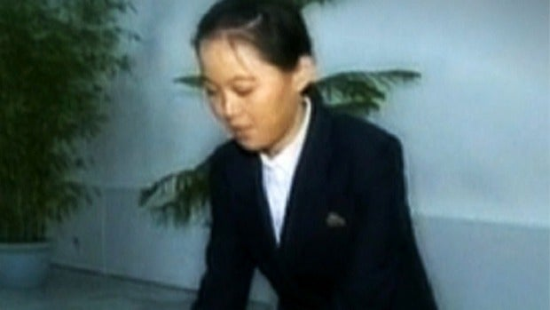 Kim Jong Un S Sister Makes First Public Appearance In