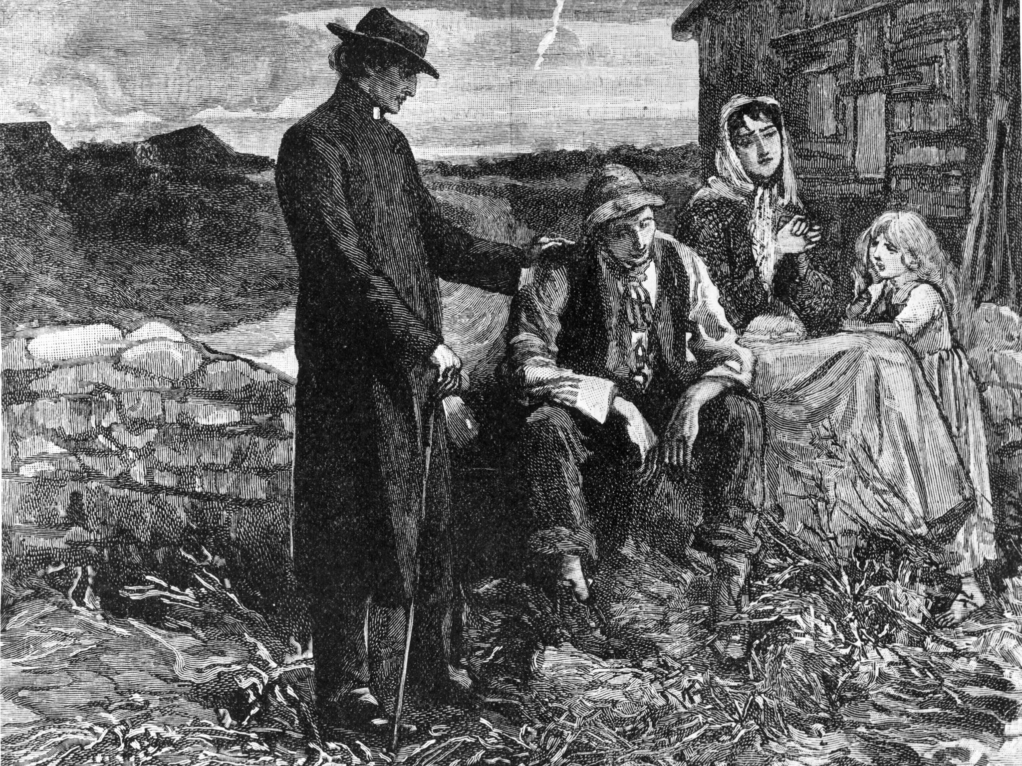 the importance of the potato famine to ireland However, the significance of the potato famine (or, in the irish language, an gorta mor) in irish history, and its contribution to the irish diaspora of the 19th and 20th centuries, is beyond doubt.