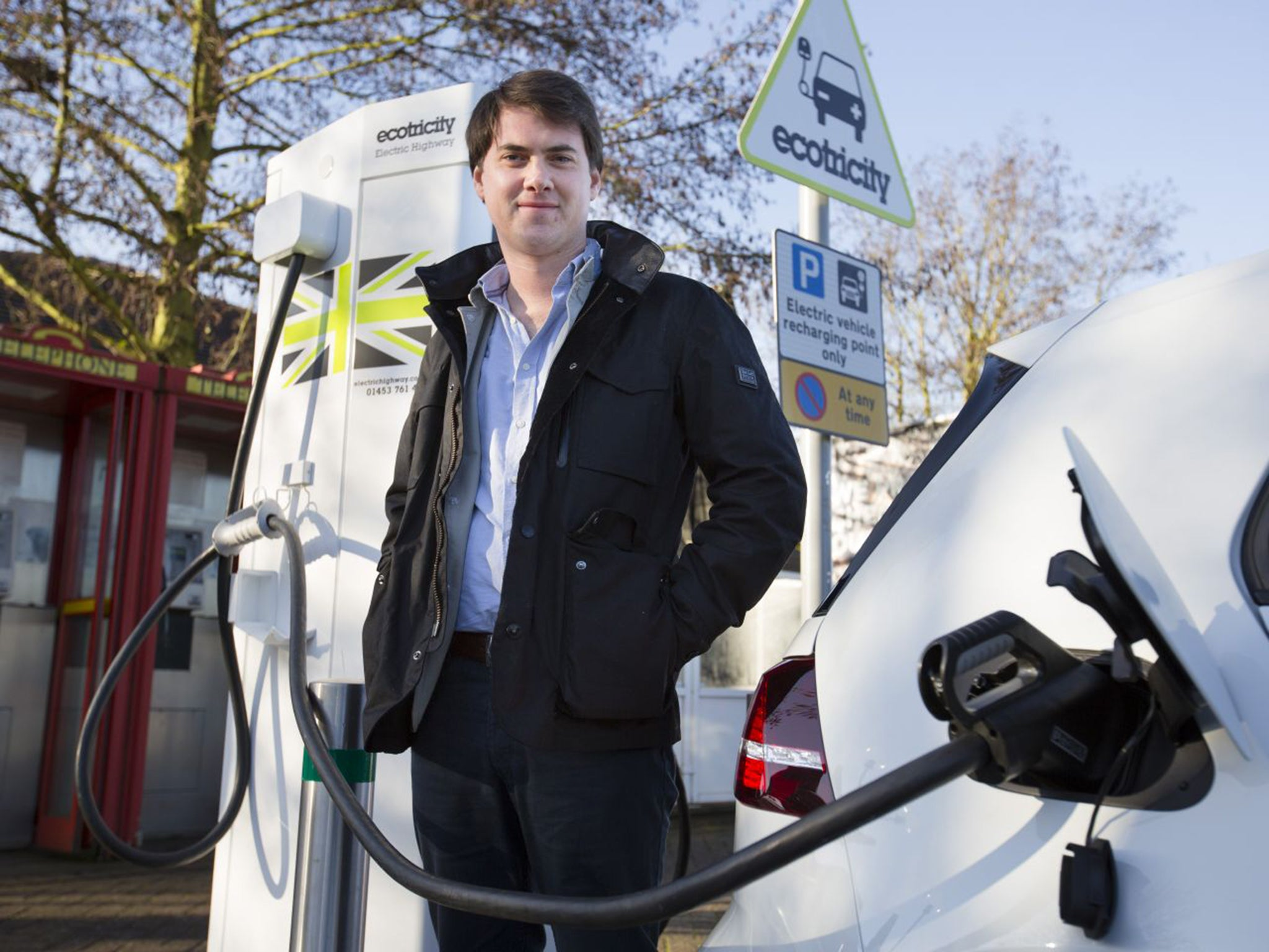 Are e-cars the future of motoring? Find out on a long, but not long enough, drive up the Electric Highway