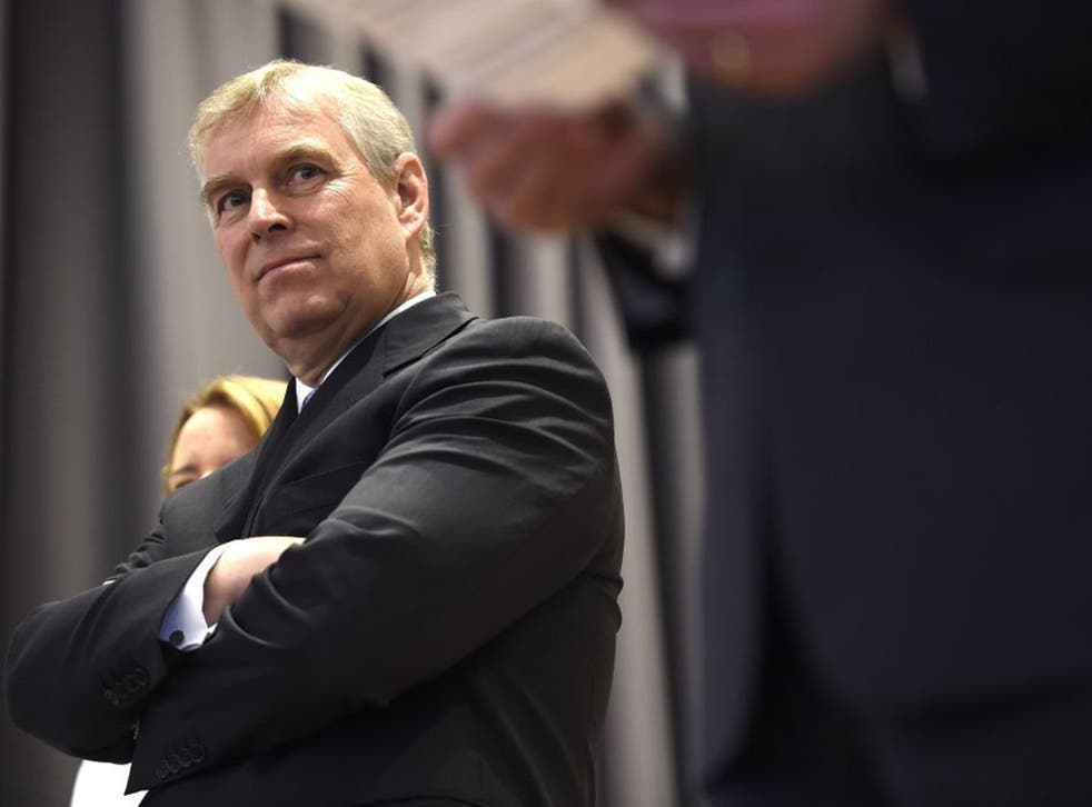 Prince Andrew denies allegations of impropriety with minors as being 'categorically untrue' (Getty)