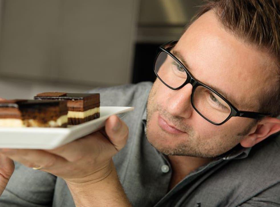 James Campbell is Marks & Spencer's dessert product developer