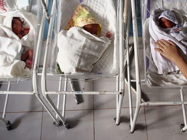 <p>Britain faces a baby bust as the pandemic puts parents off having children</p>