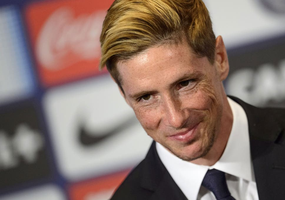 Champions League Final 2016 Atleticos Fernando Torres Ready For