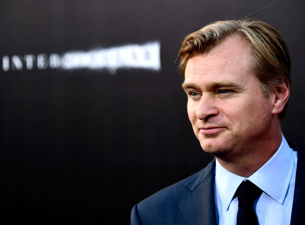 Christopher Nolan says he 'couldn't be bothered' with smartphones and email