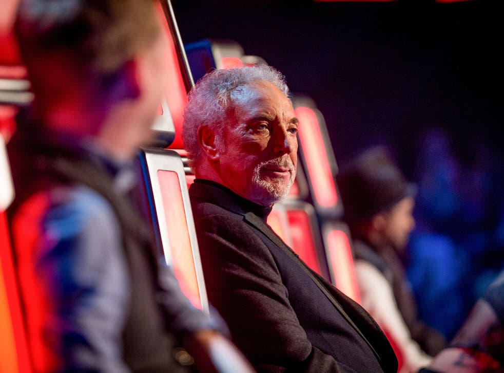 Tom Jones has been a judge on The Voice since the show launched in 2012