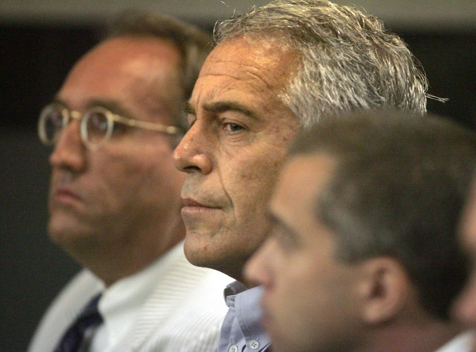 Billionaire financier Jeffrey Epstein pleaded guilty in 2008 to solicitation and procuring a person under the age of 18 for prostitution (Rex)