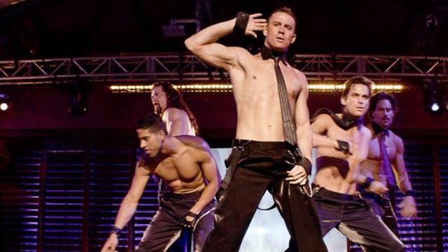 Channing Tatum in 'Magic Mike'