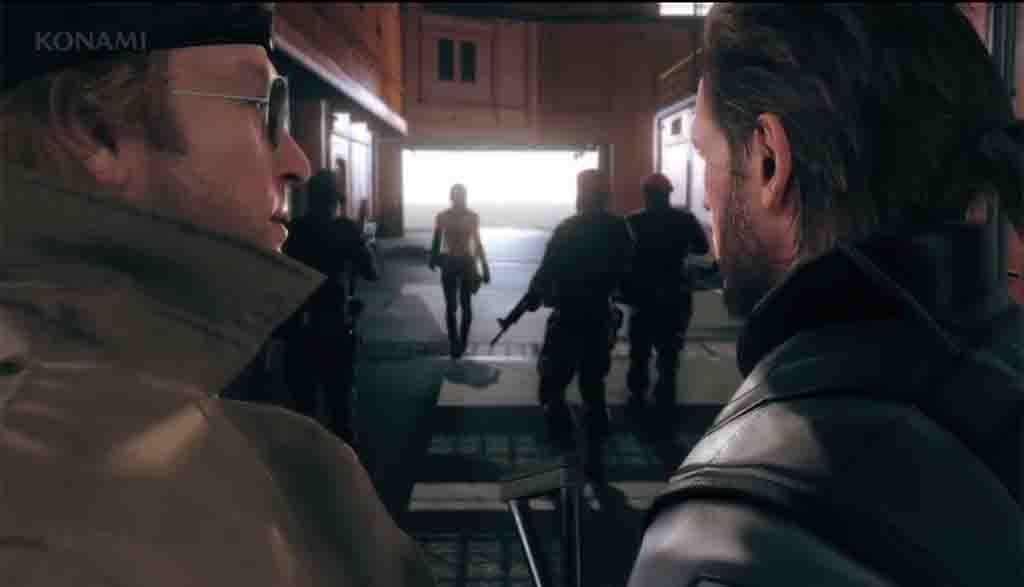 Metal Gear Solid V scene so violent that it is pulled from Japanese