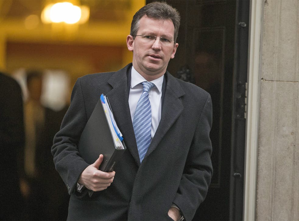 Jeremy Wright, the new Attorney General