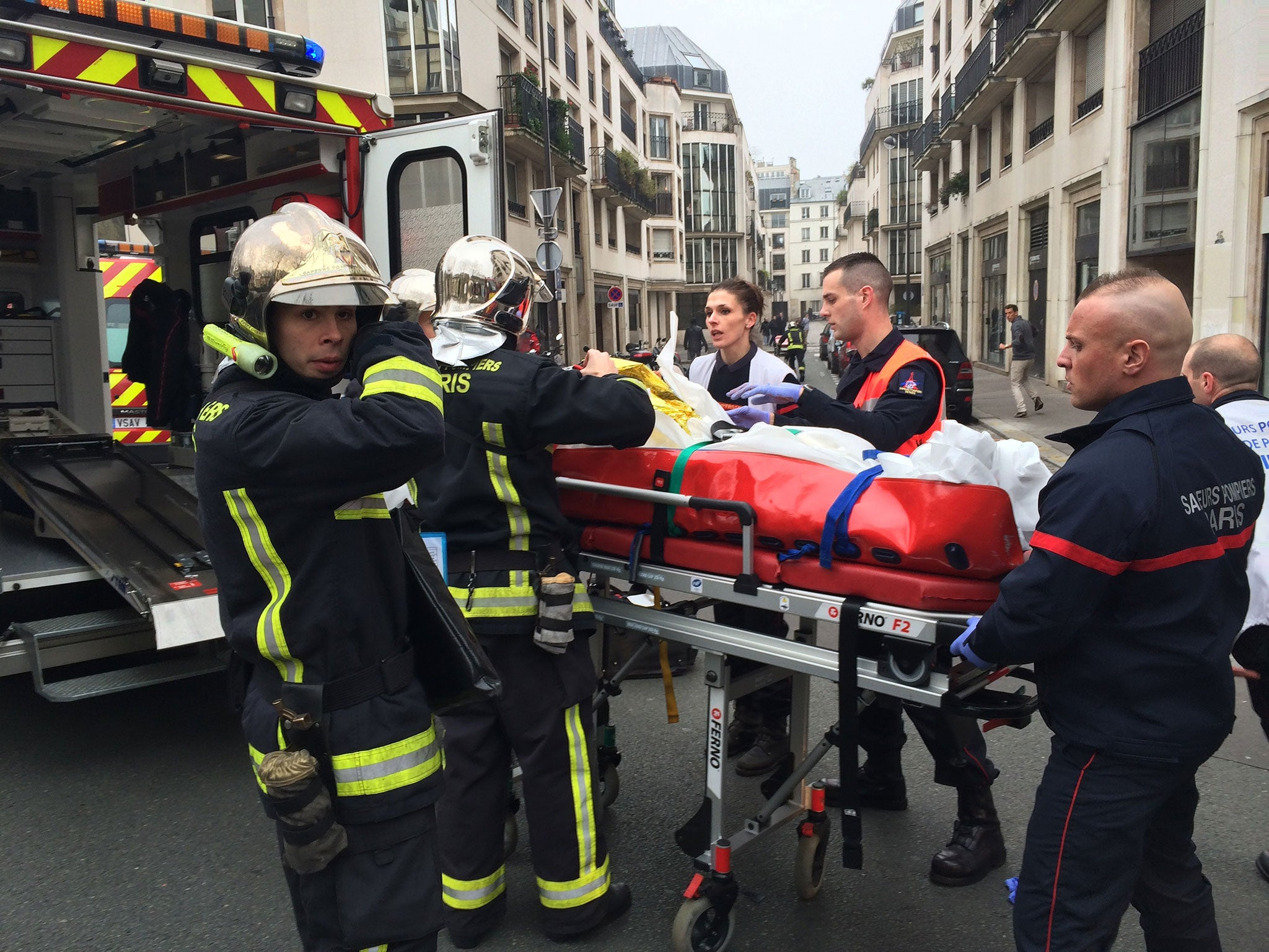 Charlie Hebdo Shooting Live Updates From Paris As It Happened The Independent