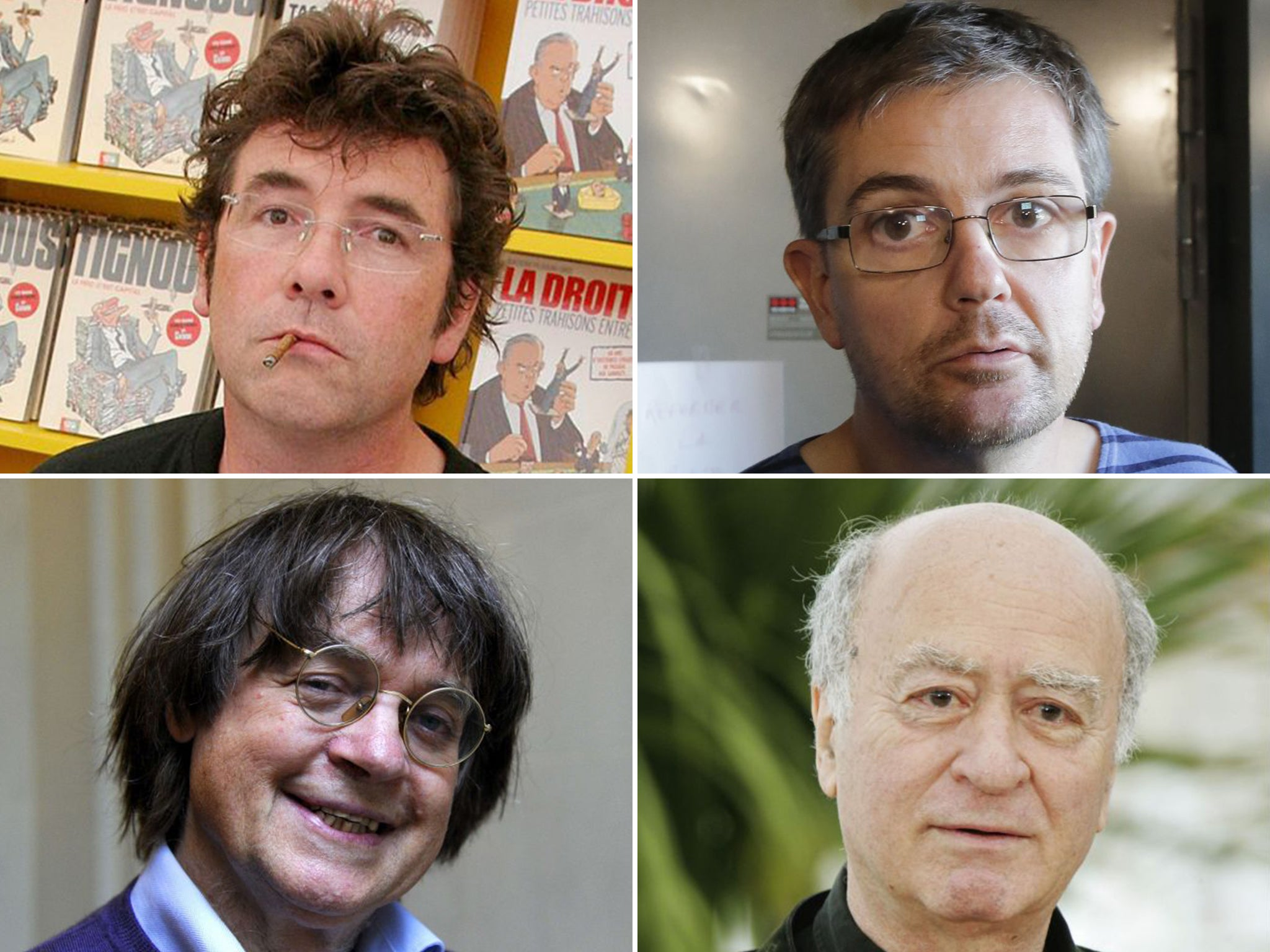 Charlie Hebdo Attack All 12 Victims Are Named The Independent The Independent
