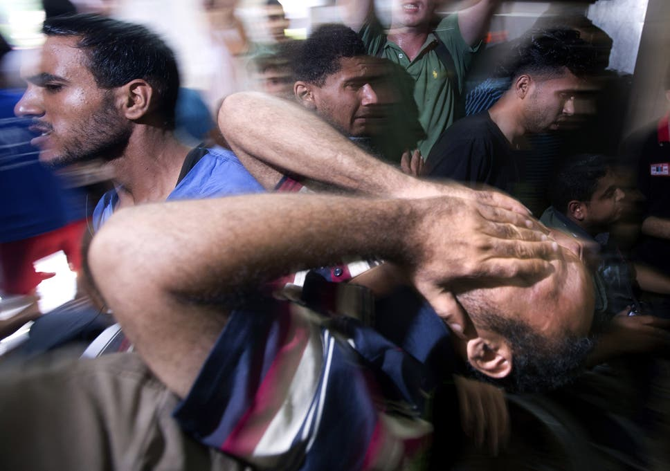 It Kills To Mourn Living >> Any Person You See Shoot To Kill The Idf Doctrine Which Causes