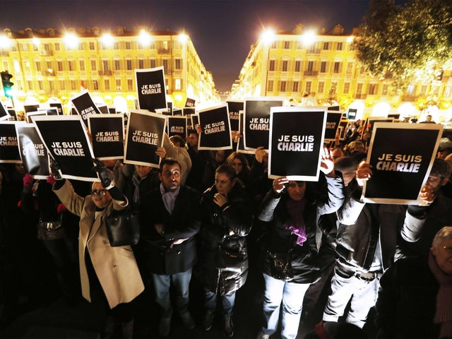 Charlie Hebdo Attack Survivor Says Je Suis Charlie Slogan Has Been Misused In Year Since Atrocity The Independent The Independent