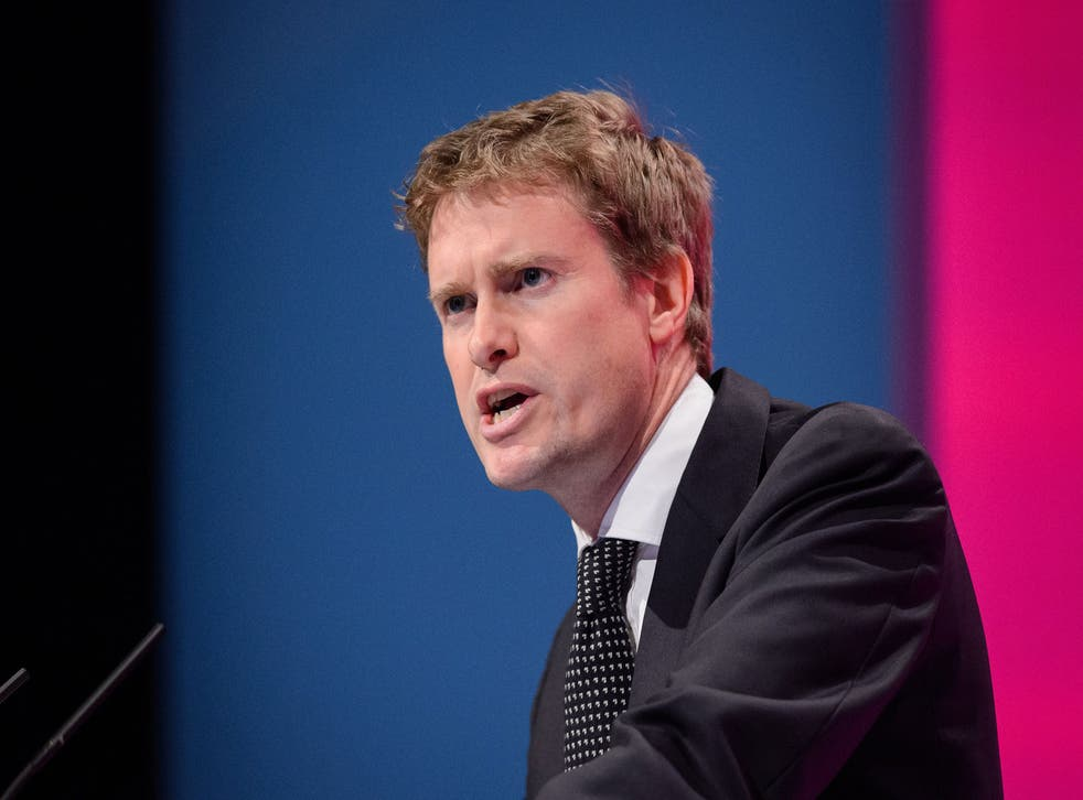 Labour's Tristram Hunt