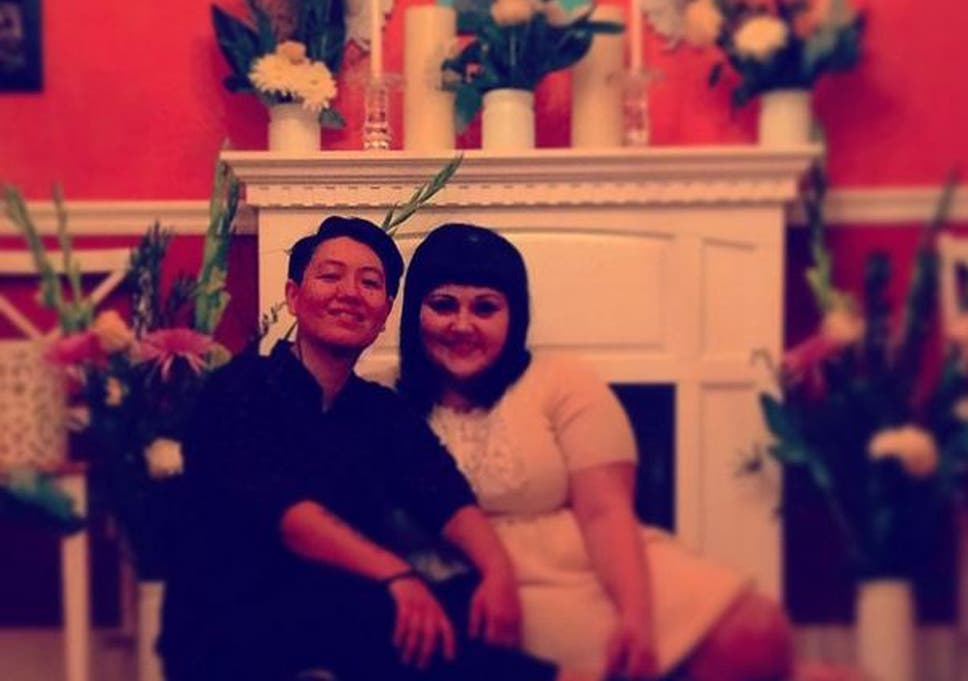Beth Ditto Officially Weds Her Partner Kristin Ogata After Gay