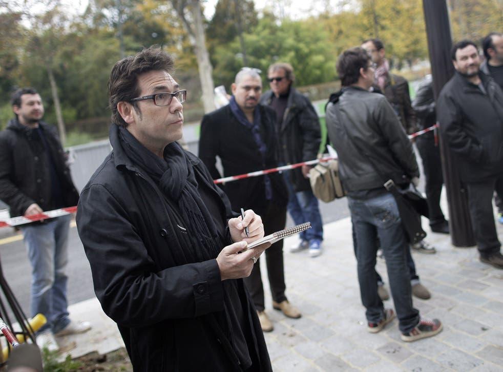 Bernard Verlhac pictured in 2011