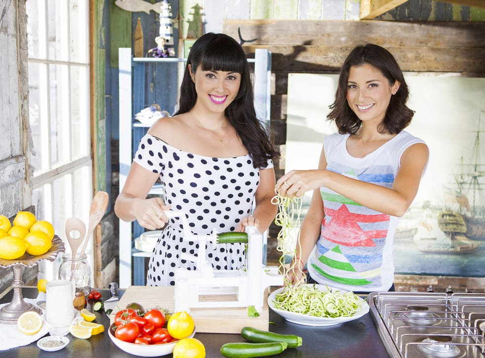 Health esteem: Melissa and Jasmine Hemsley