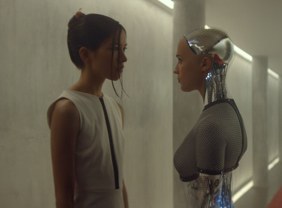 Alex Garland S Ex Machina Is True Artificial Intelligence Sci Fi Or Sci Fact The Independent The Independent