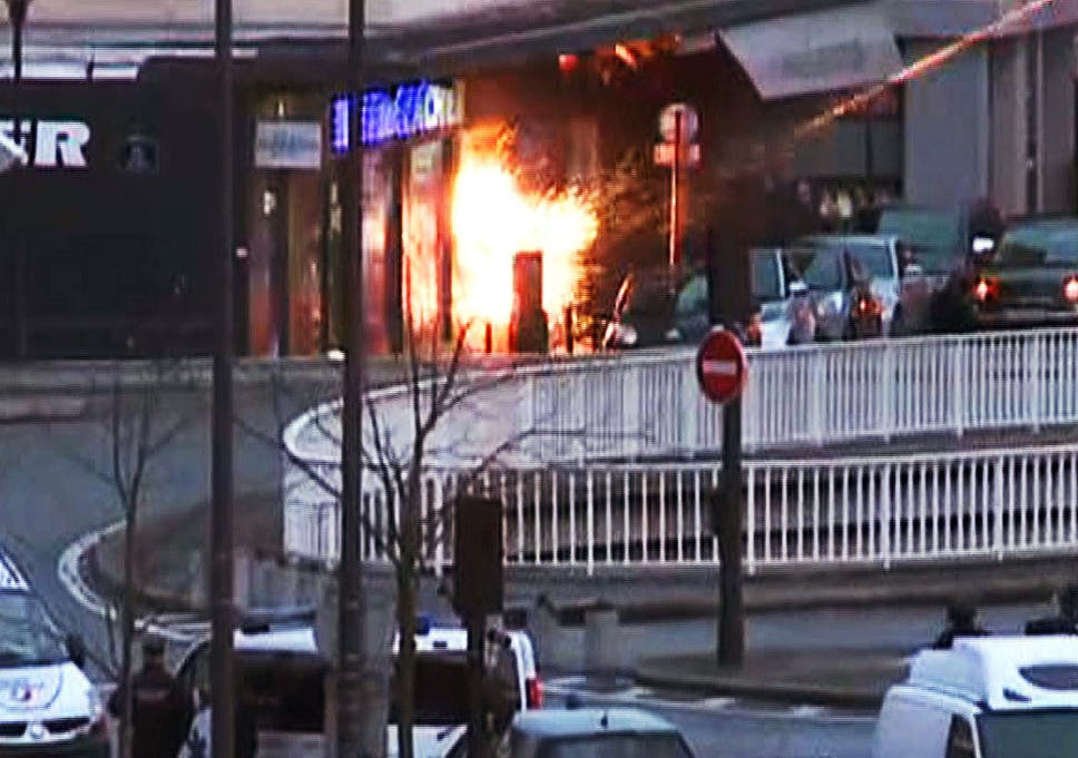 Paris kosher supermarket massacre: French TV channel BFM