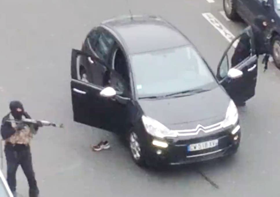 Charlie Hebdo: Man regrets 'stupid' decision to put video of police