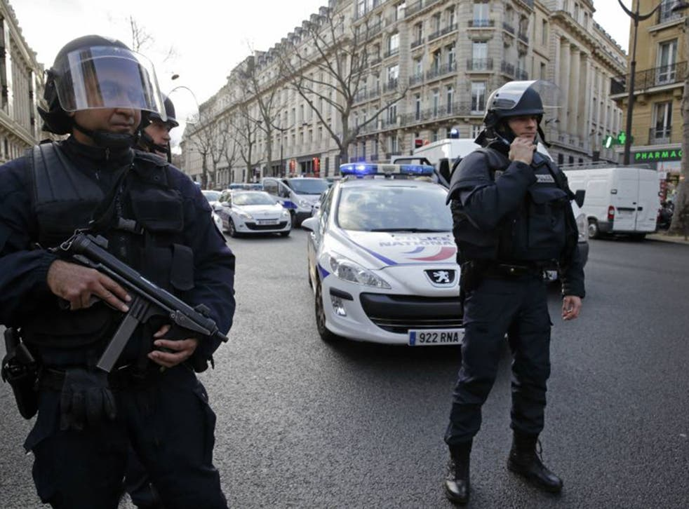 France has been on high alert since a string of terror attacks started in 2015