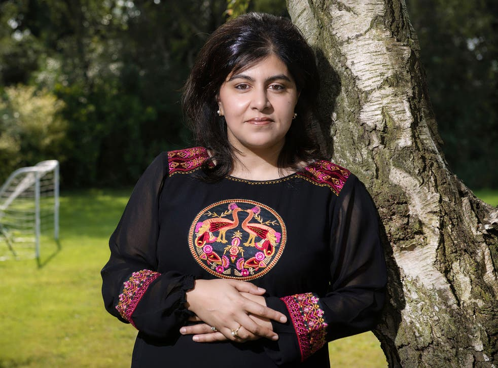 Baroness Warsi has once again launched a bitter attack on the Government