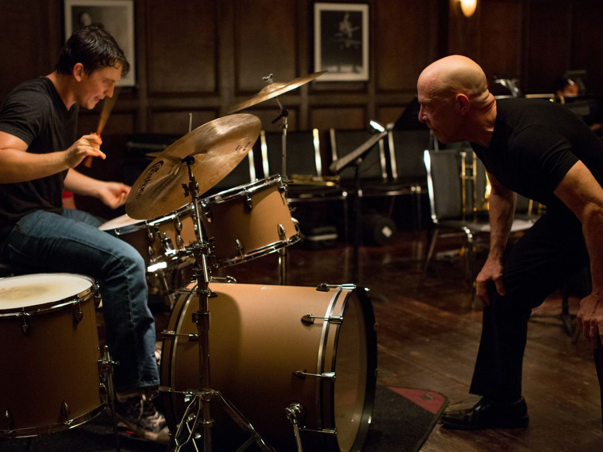 Whiplash: the film that puts the drummer in the limelight, at last
