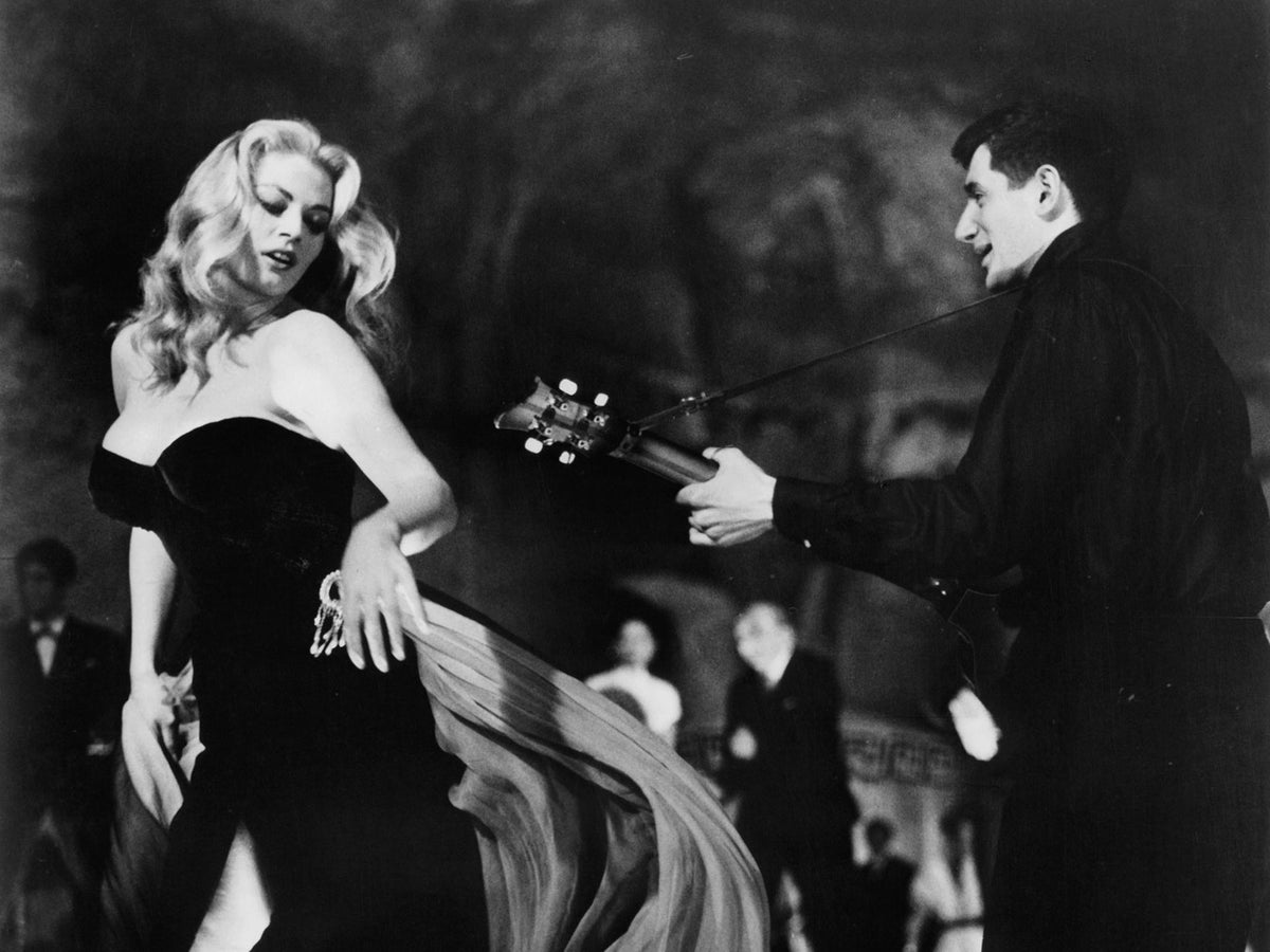 There Is So Much More To Fellini Than La Dolce Vita The Independent The Independent