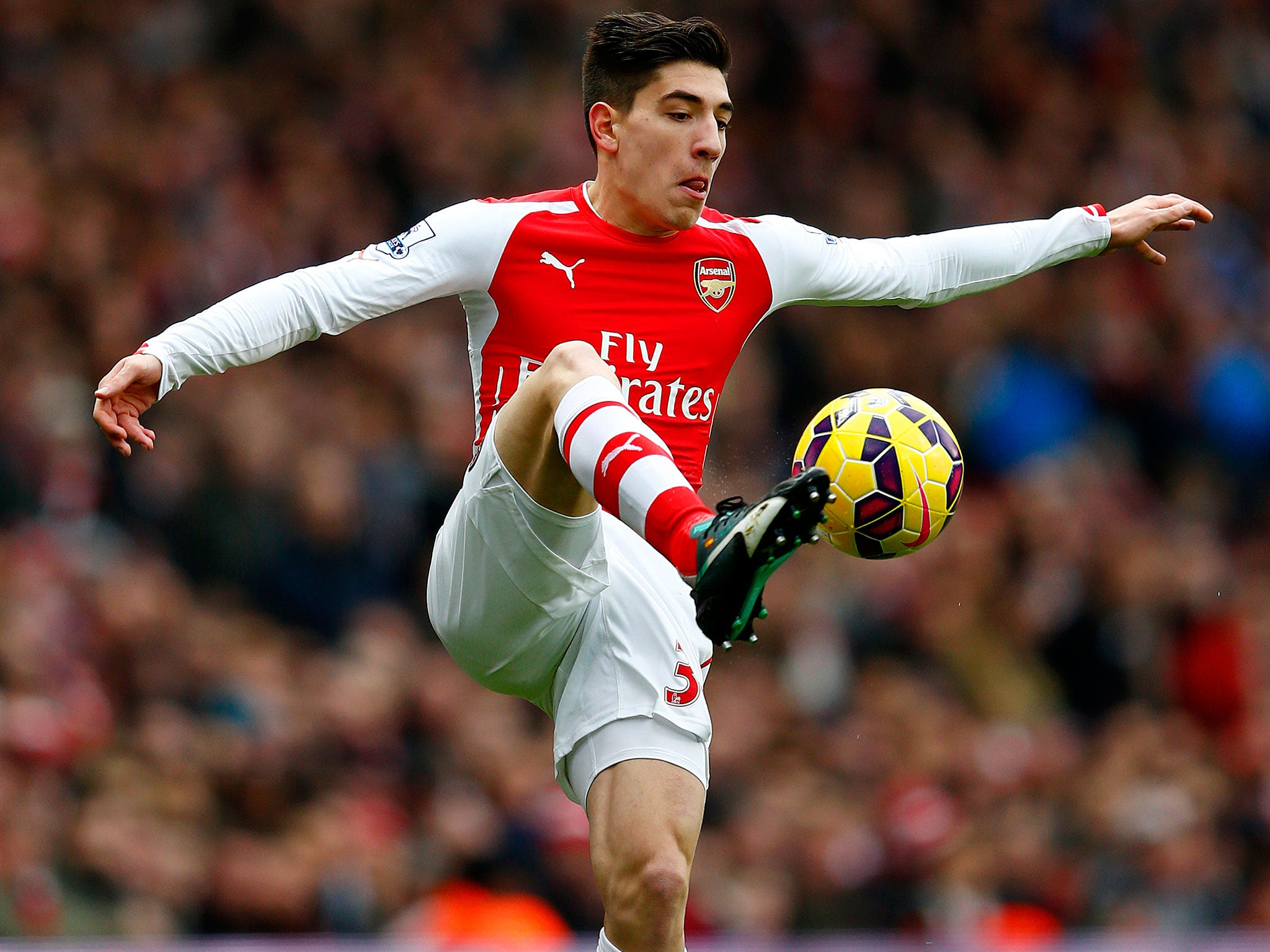 Hector Bellerin Opens Up On Switch From Barcelona To
