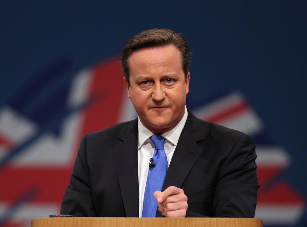 David Cameron will introduce legislation dubbed the 'snoopers' charter' to help the security services spy on internet communications if he wins the next general election