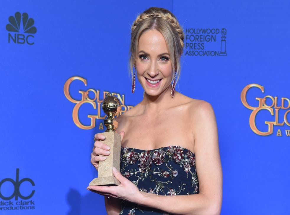 Joanne Froggatt holds the award for Best Supporting Actress - Series/Mini-Series/TV Movie 'Downtown Abbey'