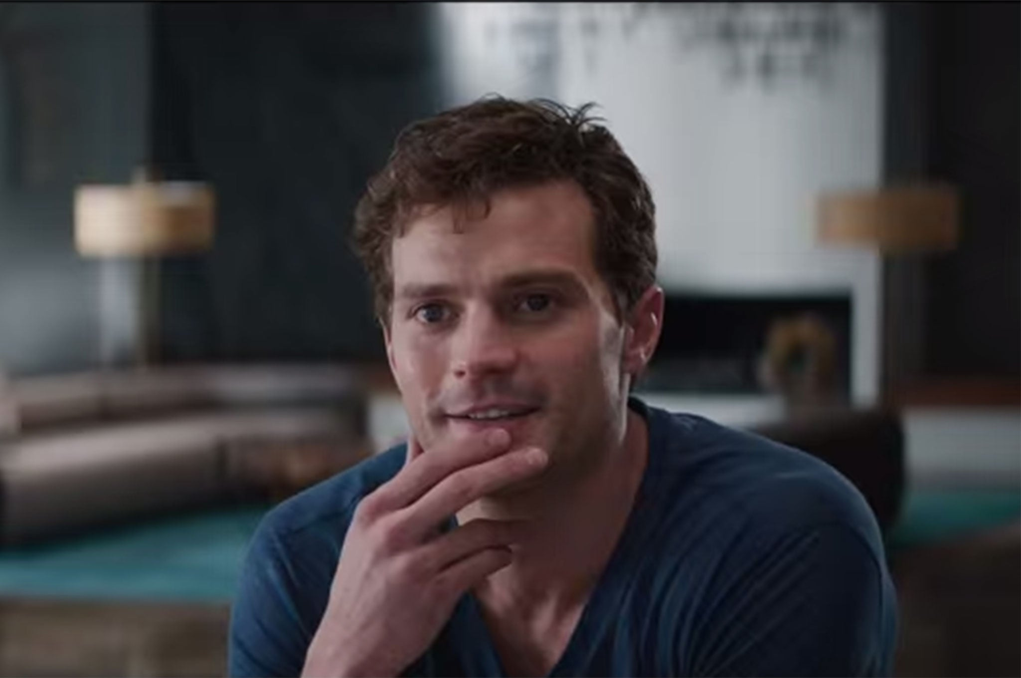 fifty shades of grey movie must watch extended trailer released fifty shades of grey movie must watch extended trailer released during golden globes the independent