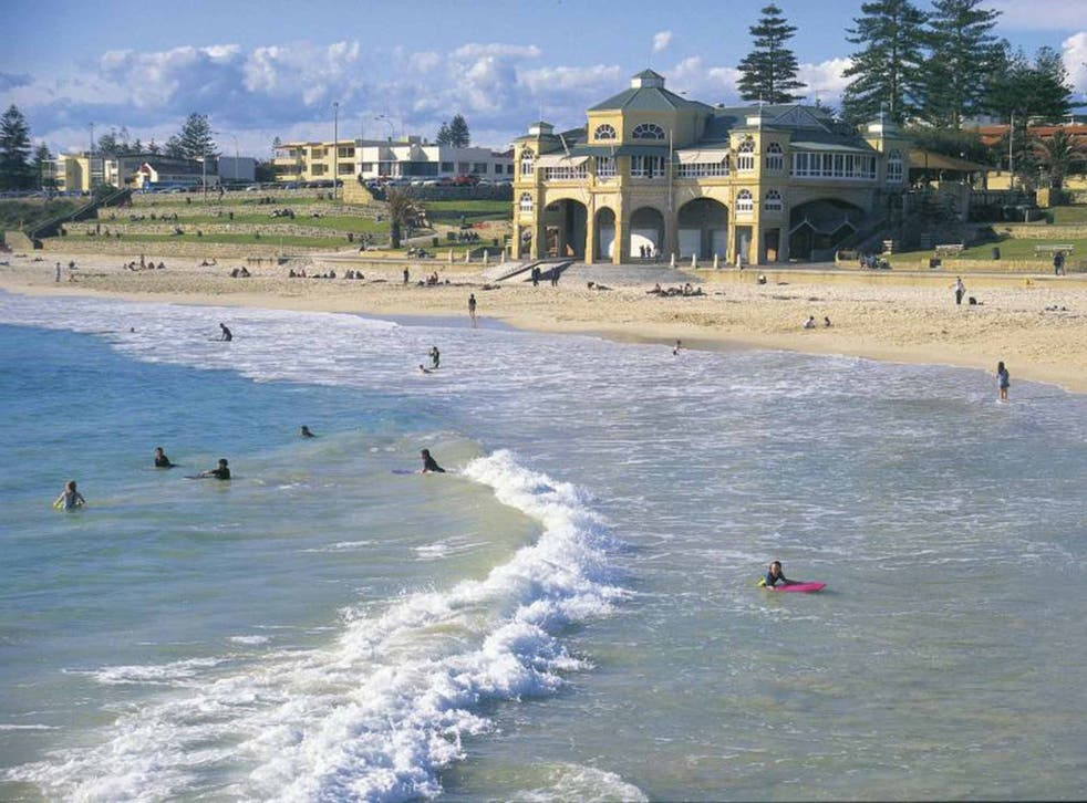 Cottesloe Beach (Tourism Western Australia)