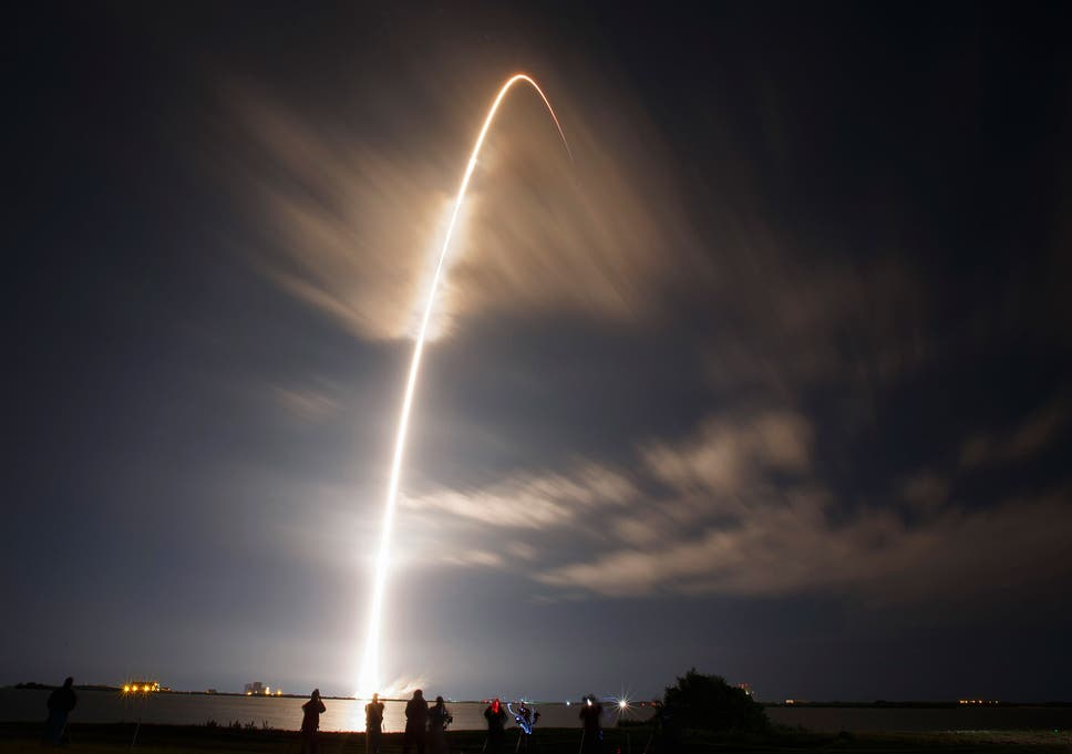 Google invests in SpaceX 'to help take internet into space
