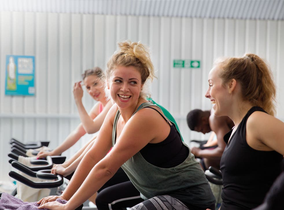 The This Girl Can campaign is aiming to show physical exercise can be enjoyable as well as good for you